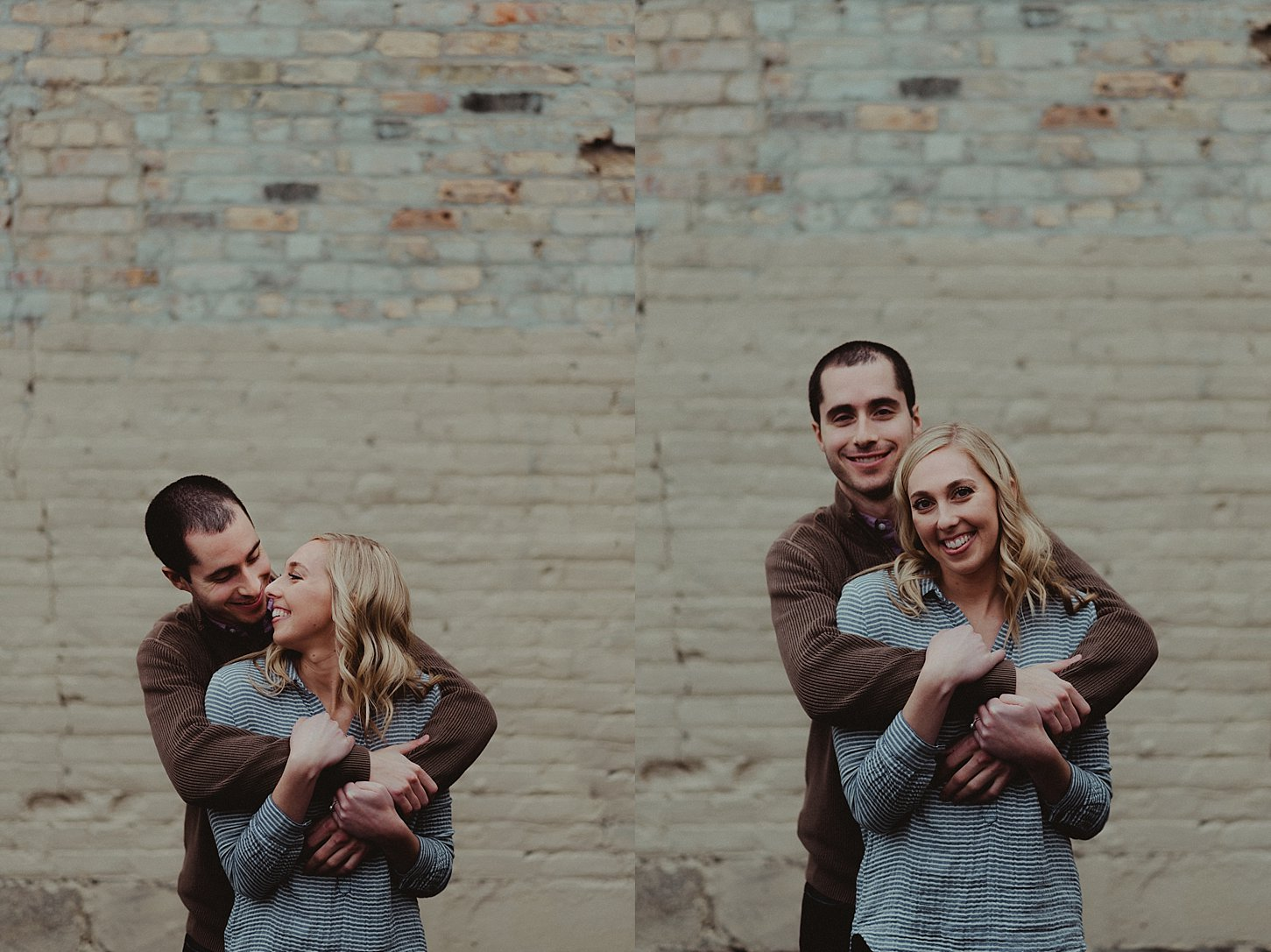 third ward milwaukee engagement session green bay wisconsin photographer carlee secor
