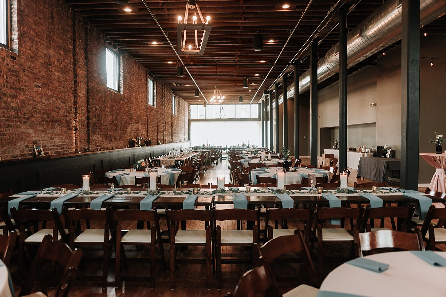 Mercantile Hall Wedding Burlington Wi Jena Amp Dave