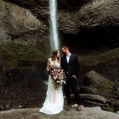 Columbia River Gorge Elopement – Carlee Secor Photography