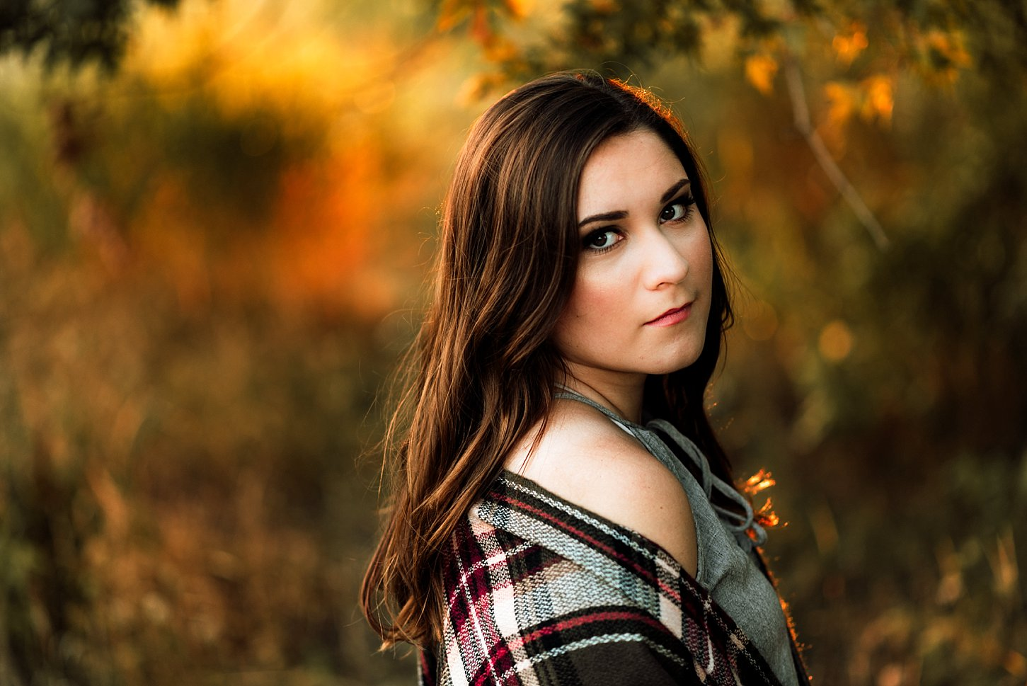 FINDING THE BEST LIGHT FOR PORTRAITS - Carlee Secor