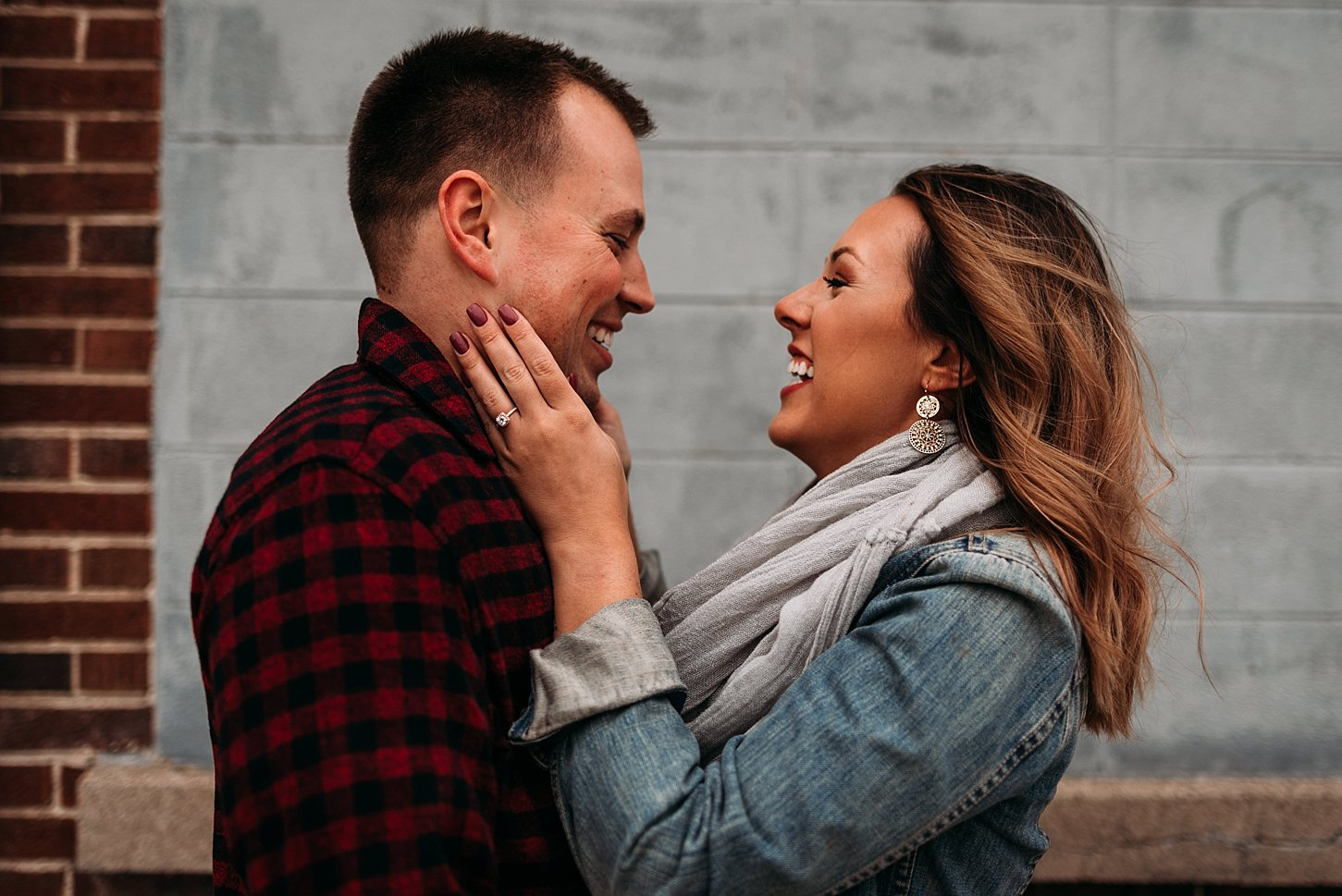 Engagement Session De Pere, Naomi & Cole – Carlee Secor Photography