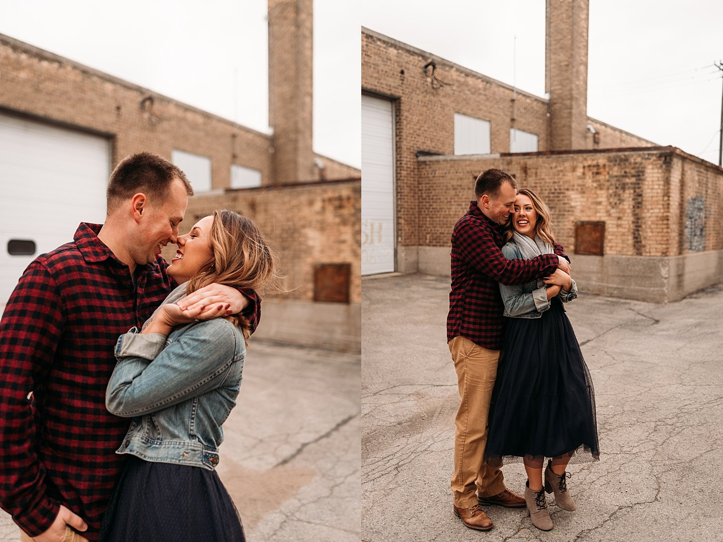 Engagement Session De Pere Wisconsin, Naomi & Cole - Carlee Secor Photography Green Bay Wisconsin Photographer Wedding Photographer