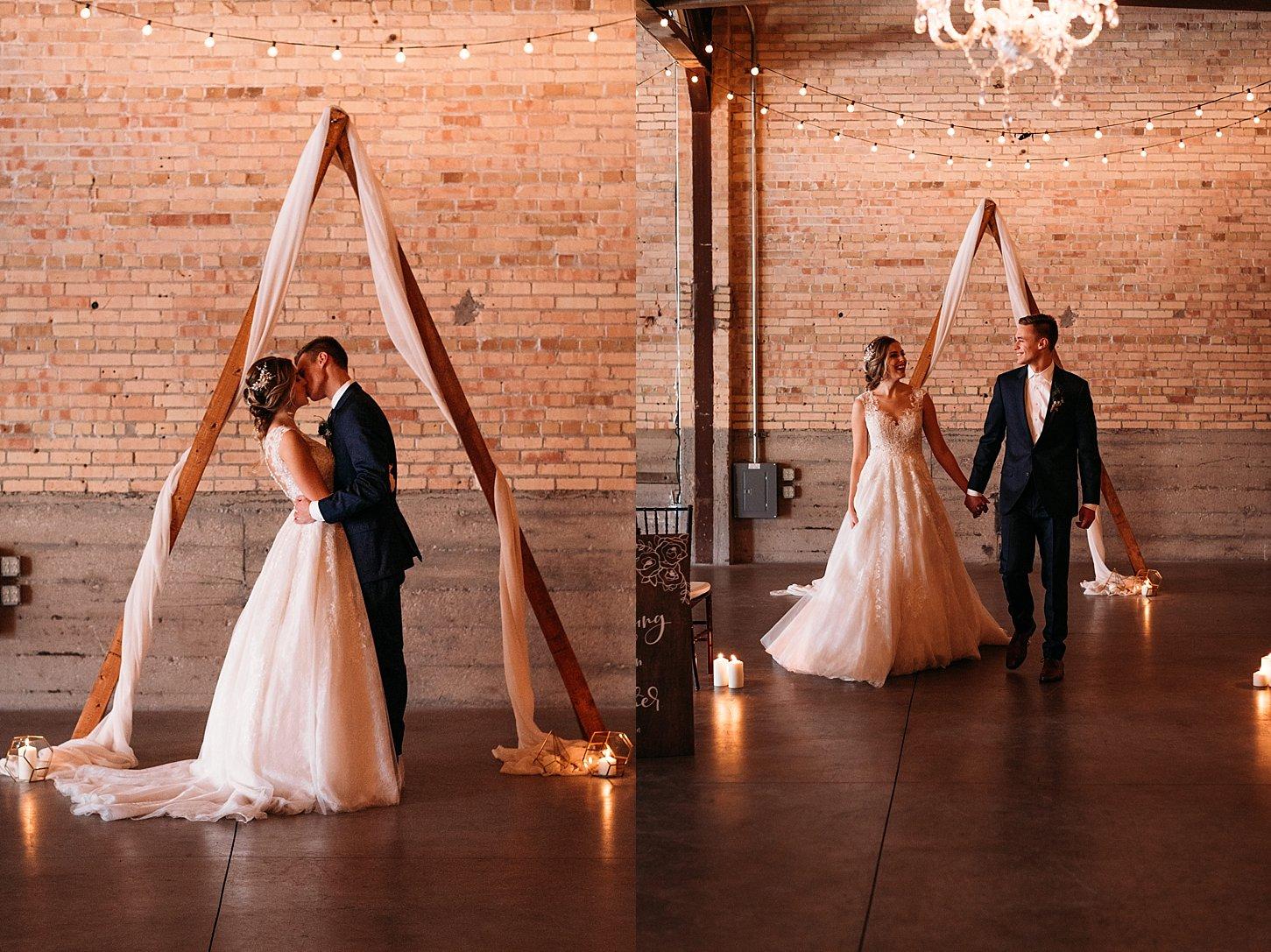 gather on broadway wedding carlee secor photography wedding photographer