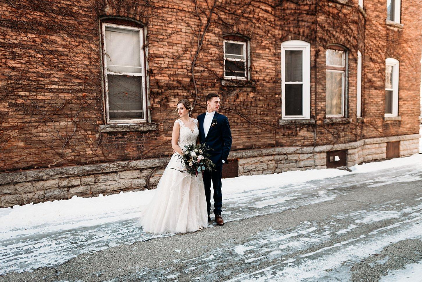 gather on broadway wedding carlee secor photography