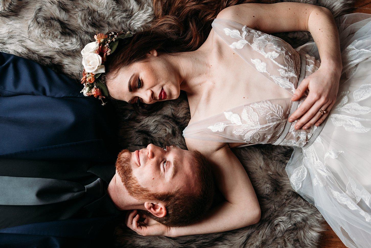 Wed & Willow wedding planning green bay wedding photographer carlee secor