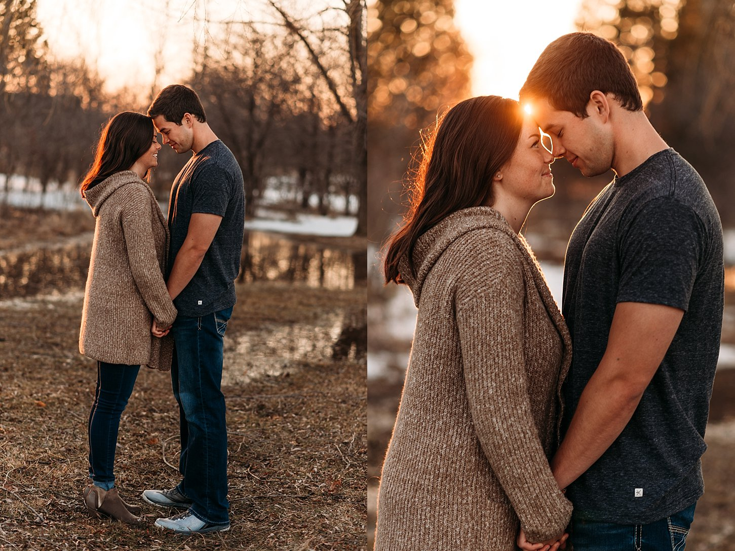 carlee secor photography wedding photographer green bay engagement session