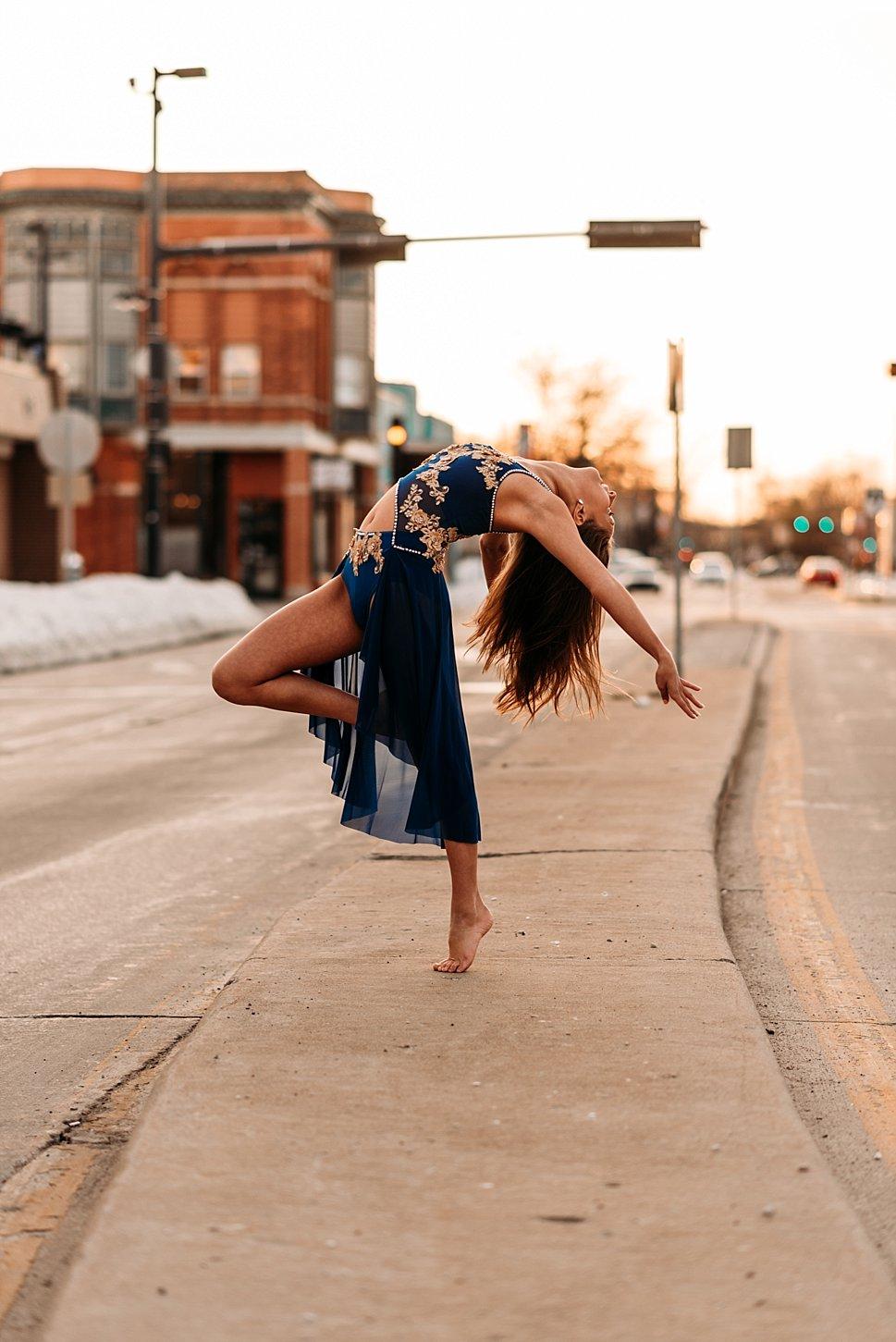 Carlee Secor Photography ballet photography Dance Photography senior portrait photographer