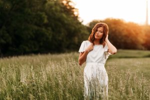 Ashwaubenon High School Senior Portraits – Emmaline