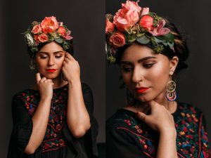 Frida Kahlo Inspired Shoot