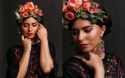 Frida Kahlo Inspired Shoot