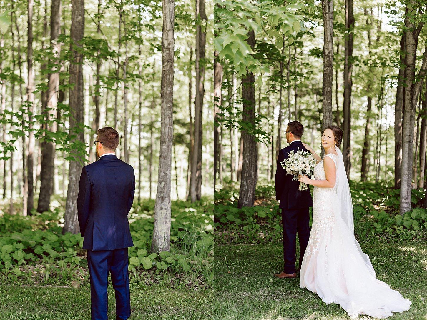 green bay wedding photographer carlee secor