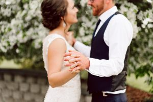 Joliette & Levi Wedding – Bark River, Michigan