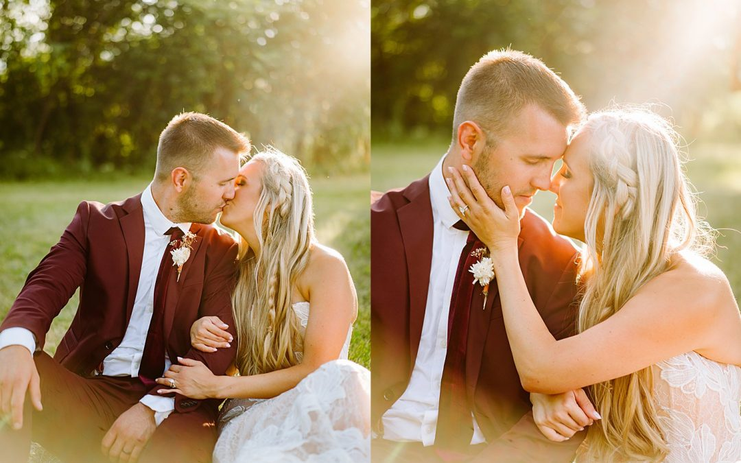 Colorful Boho Wedding – Ledgestone Vineyards Green Bay, Wisconsin