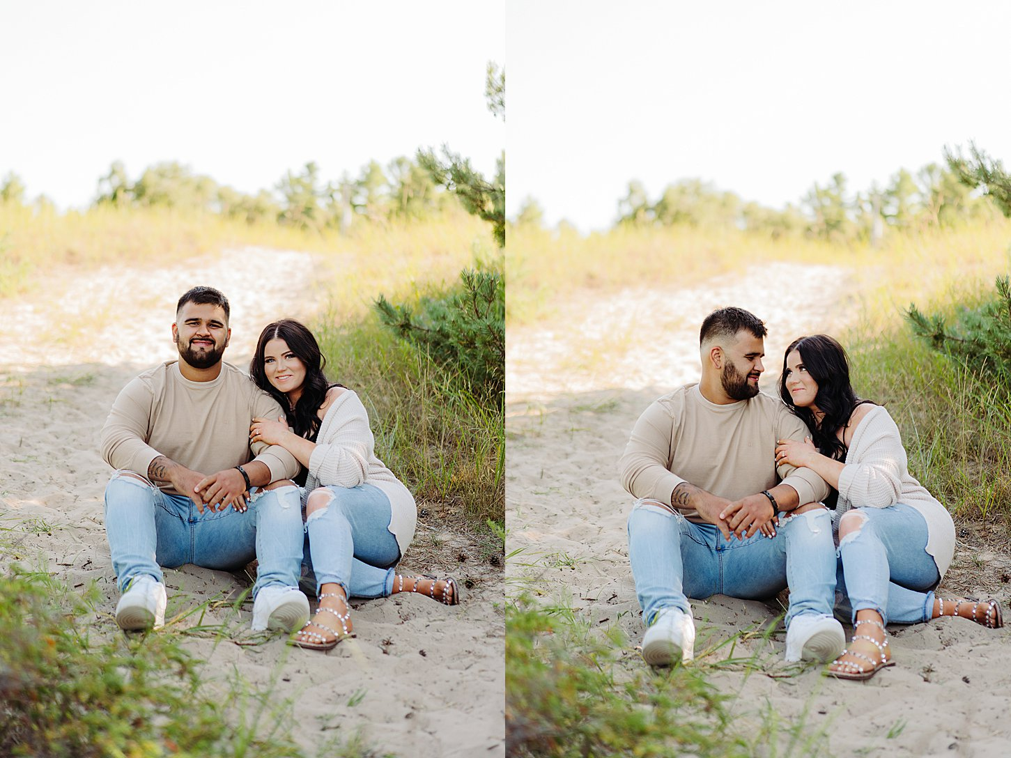 carlee secor photography green bay wisconsin engagement session