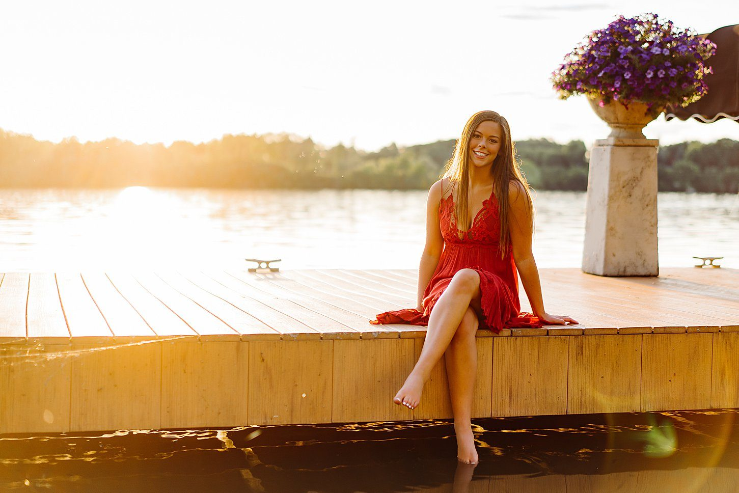 West De Pere High School Senior Portrait Session – Lauren
