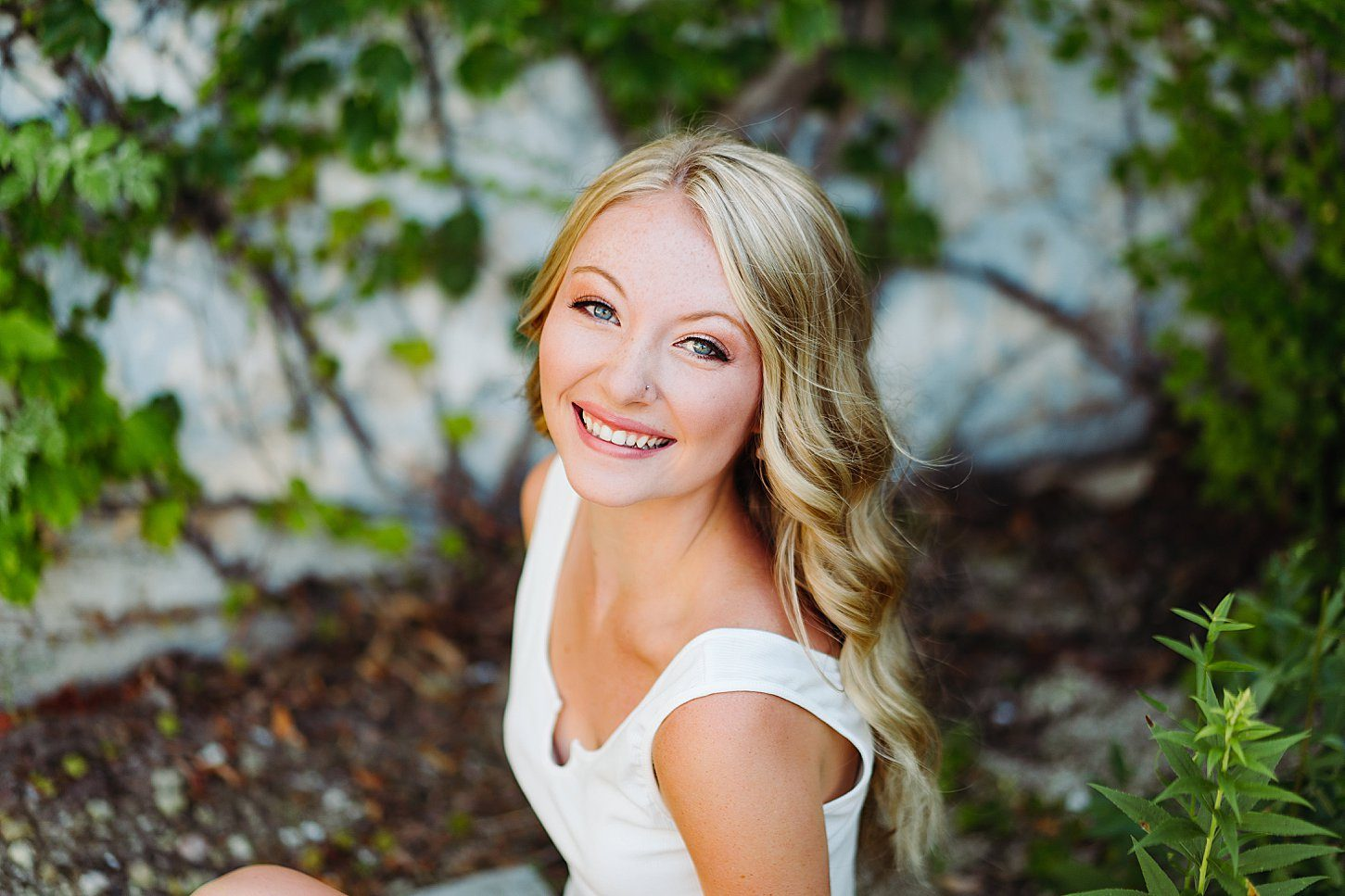 High School Senior Portraits – Izzy