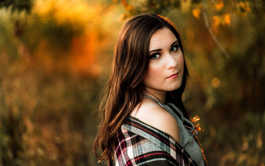 Pulaski High School Senior Portraits, Megan Bryfczynski – Carlee Secor Photography