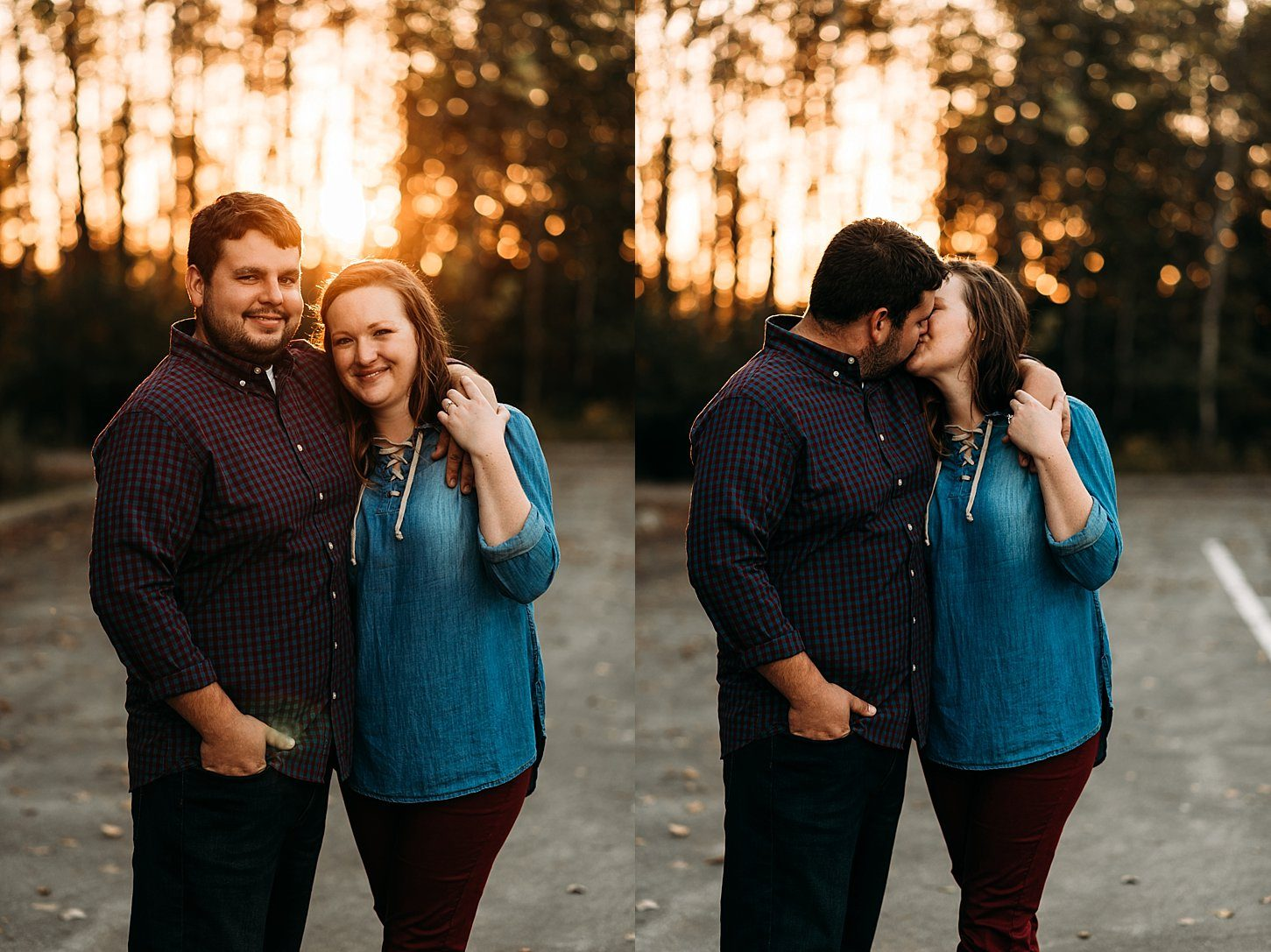 Engagement Session Barkhausen Waterfowl, Stephanie & Jerry – Carlee Secor Photography