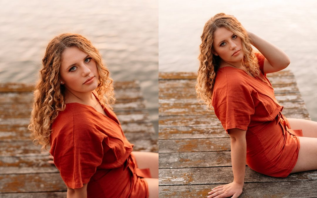 De Pere Senior Portraits – Catherine