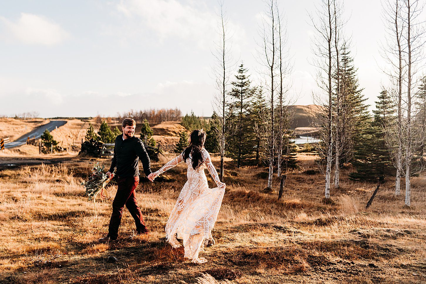 Iceland Vow Renewal – October